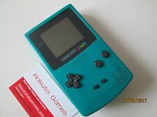 Nintendo Game Boy Color Handheld System