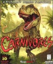 Carnivores PC New in Box Sealed Dinosaur Shooter