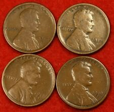 1916-S 1917-S 1918-S 1919-S ALL FOUR COINS FOR ONE PRICE HARD TO FIND LW1484