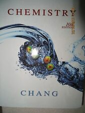 Chemistry by Raymond Chang (2010, Hardcover, Illustrated)