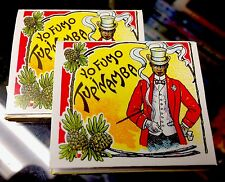 Tupinamba - Vintage Cigarette Rolling Papers Lot RARE