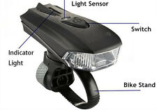 Smart cree xpg LED 400lm luz de bicicleta faros Front luz Bicycle bike Light