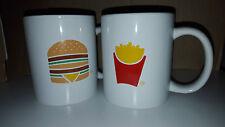 Tazze MC Donald's - Patatine e Hamburger