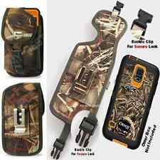 [A20] Pouch Perfect Fits Samsung Galaxy Note 3 Otterbox Defender Case Belt Clip