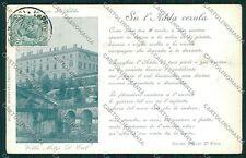 Milano Vaprio D'Adda cartolina QQ8691