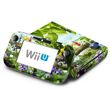 Pikmin for Nintendo Wii U Console & GamePad Skin Vinyl Decal Cover