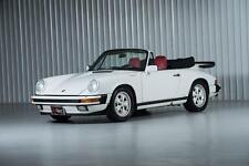 Porsche: 911 Carrera Convertible 2-Door