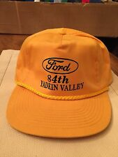 Vintage Yadkin Valley Ford 84th Anniversary Hat