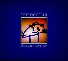 Any Man in America [Digipak] by Blue October (CD, Aug-2011, Down Records)