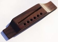 New Gibson B25 Bridge Replacement | Polished Rosewood |Gorgeous Custom Bridge!!!
