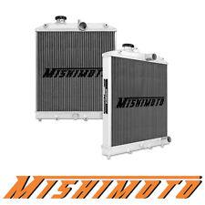Mishimoto Half Size Aluminum Radiator - 92-00 Honda Civic EG EK EM1 MMRAD-CIV-92