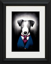 Suited & Booted Limited Edition Framed Print by Renowned Doug Hyde!