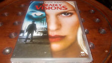 DEADLY VISIONS CVC  Dvd ..... Nuovo