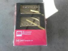 Brand New Seymour Duncan Seth Lover Nickel Humbucker Pickup Set