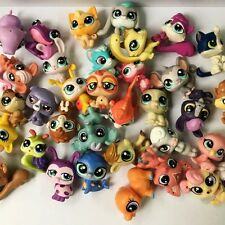 Random 15pcs Original LPS Littlest Pet Shop Figures Baby Girl Boy MINI toy Doll