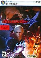 Devil May Cry 4 (PC, 2008) New & Sealed
