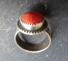 BAGUE ALGERIE KABYLIE MAGHREB BERBERE CORAIL