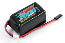 Ricevitore VOLTZ 2000mAh 2S 6.6 v LiFe RECEIVER Hump Battery Pack