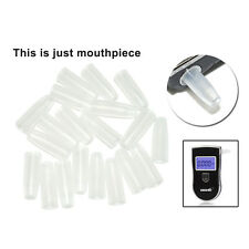 100pcs/bag Mouthpieces for Police Breath Alcohol Breathalyzer Tester 818/828/65S