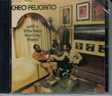 Cheo Feliciano With a Little Help from My Friend(NO  REMASTERED)   NEW SEALED CD