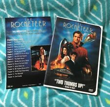 Disney's The Rocketeer (DVD, 1999) ~ Bill Campbell, Jennifer Connelly. Look :)
