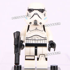 Star Wars Super Hero Clone Trooper Mini Figure Fits With Lego Building Toy