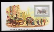 1976 Isle of Man History of Transportation The Omnibus Stamp