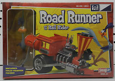 PLYMOUTH ROADRUNNER CARTOON FIGURE TRAIN HOT ROD RAIL RIDER MOPAR MPC MODEL KIT