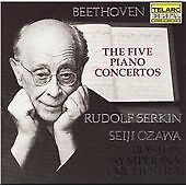 Five Piano Concertos, The (Ozawa, Boston So) [box Set] CD NEW