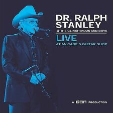 Live at McCabe's Guitar Shop 2-11-01 by Ralph Stanley & the Clinch Mountain Boys