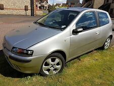 FIAT PUNTO MK2 ELX 1.2 16V YEAR 2000 BREAKING FOR SPARES