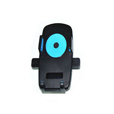 360 Rotate Motor Bike Bicycle Handlebar Holder for Mobile Phone GPS Blue