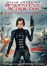Resident Evil Retribution (Aws)  DVD NEW