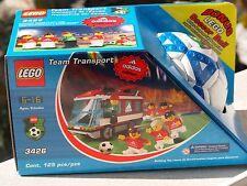 LEGO 3426  Fußball-Mannschaftsbus - Lego Adidas Edition. Sammelbare, sehr selten