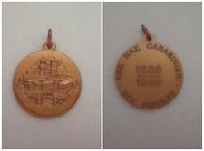 MEDAGLIA ASSOCIAZIONE NAZIONALE CARABINIERI - SEZIONE FIRENZE 1889-1989
