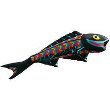 Kite Giant Wavy Gradiant Flying Fish Kite..410......PR 12804