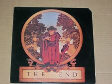 "THE END apocalypse 12"" EP orig 1985 private boston post punk goth sleep chamber"