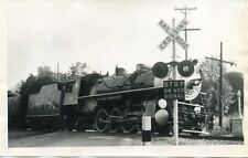 HH107 RP 1940s? SOUTHERN RAILROAD TRAIN ENGINE #4501
