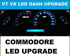 BLue LED Dashboard & LCD Cluster Light Bulbs VT VX Calais Berlina Statesman SS