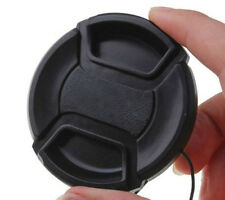 10PCS 77mm Universal Snap-On Front Lens Cap for Canon Nikon Sony Sigma Pentax