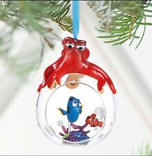 Disney Pixar Finding Dory Christmas Tree Globe Bauble Ornament Nemo Decoration