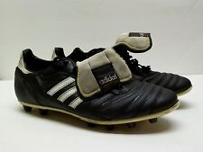 Adidas Copa Mundial sz 11 kaiser liga black leather classic Soccer shoes Futbol