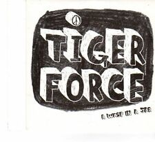 (FT150) Tiger Force, A Wasp In A Jar - DJ CD