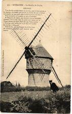 CPA  Guérande - Le Moulin du Diable - Légende ....   (222225)