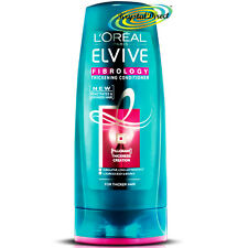 Loreal Elvive Fibrology Thickening Conditioner Expand & Thicker Hair 400ml