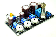 6Z4 Tube Preamplifier Board Reference to Marantz 7 Circuit