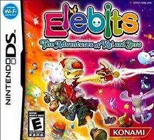 Elebits: The Adventures of Kai and Zero (Nintendo DS, 2009)