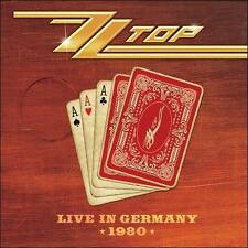 ZZ Top Live In Germany 1980 CD