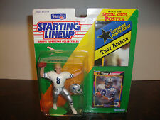 Starting Lineup---Troy Aikman---With Poster & Card---Factory Sealed---1992