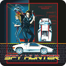 Midway Spy Hunter Sideart Set (2 pc set)